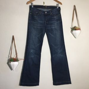 "7 for all Mankind Dojo Jeans with ""7"" pocket"